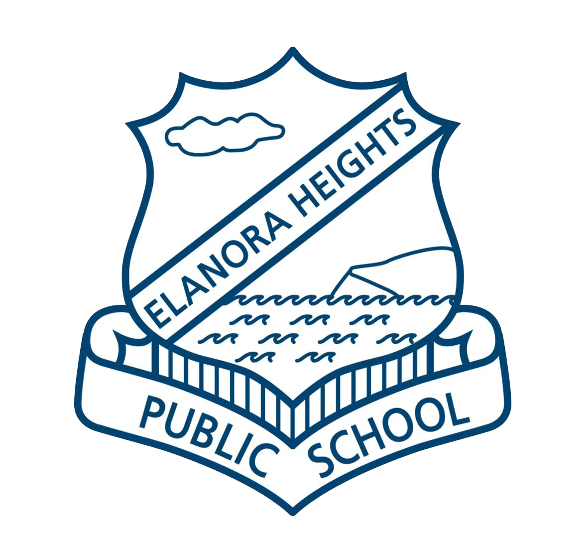 Elanora Heights Public School logo